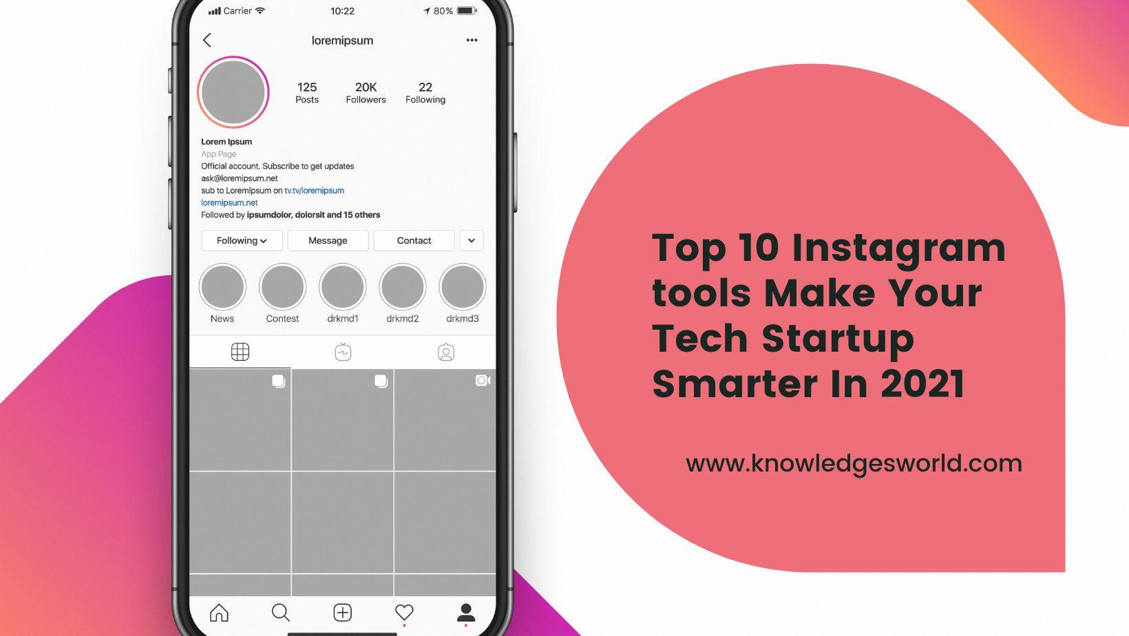Instagram tool